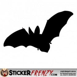 Bat 001 Decal