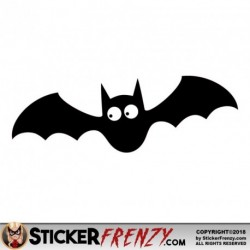 Bat 003 Decal