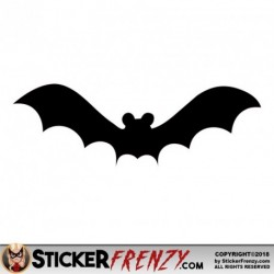 Bat 004 Decal