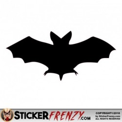 Bat 005 Decal