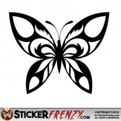 Butterfly 001 Decal