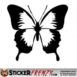 Butterfly 005 Decal