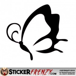 Butterfly 006 Decal