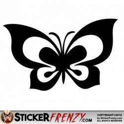 Butterfly 010 Decal
