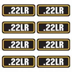 22lr Ammo Stickers