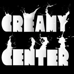 Creamy Center sticker