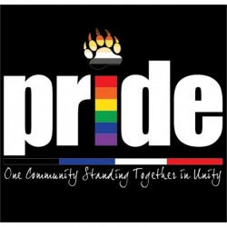 Pride Community sticker
