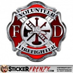 FS2021 Fire Fighter Volunteer Cross